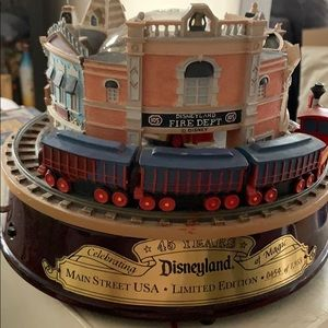 Vintage limited edition Main Street USA 45 years